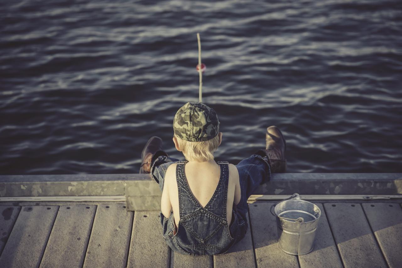 釣り女子必見!冬の釣りはこんな服装がオススメ!